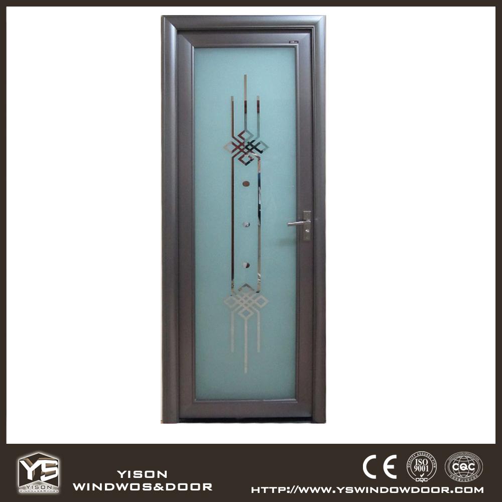 Washroom doors wpc pvc toilet bedroom bathroom door with for French door manufacturers
