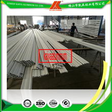 Extrusion 6063 Aluminium Powder Coating Alloy Beautiful Rolling Door Profile