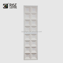 led panel rgb led panel dmx light and lightening electric fireplace ceiling panel light