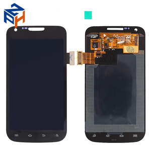 Black Replacement LCD For Samsung Galaxy S2 SGH-T989 LCD Display Digitizer Touch Screen