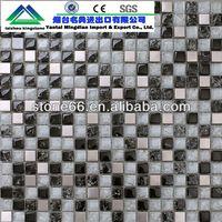 CN hotsale vitreous glass mosaic tiles