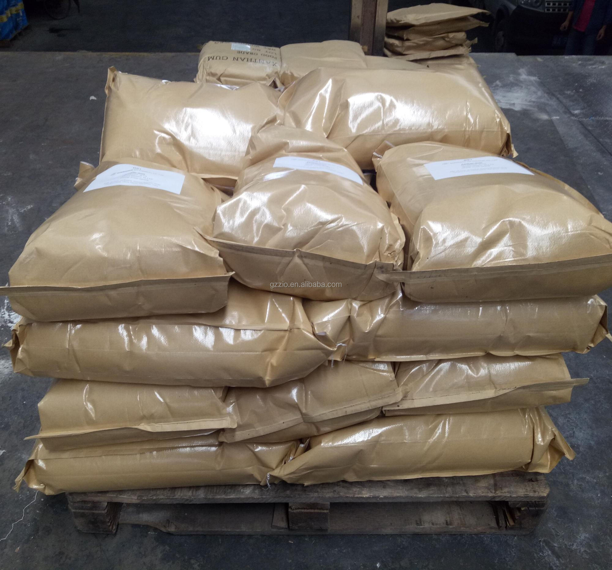 Quality guaranteed increasing viscosity deosen xanthan gum powder food grade