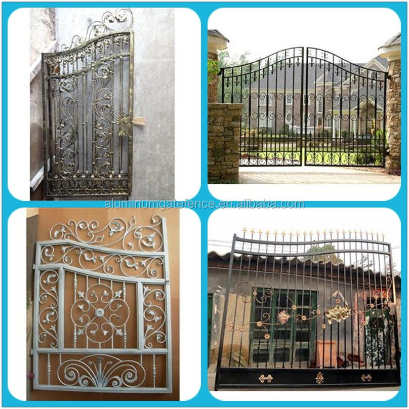 Competitive Price Of Wrought Iron Grill Gate Design,Decorative ...