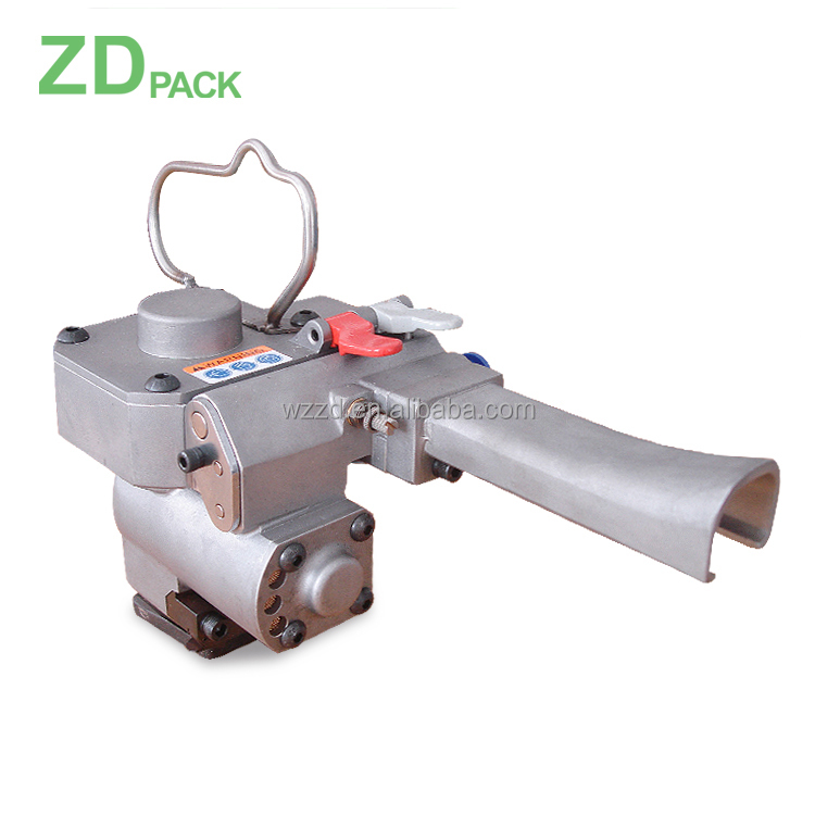 ZDPACK XQH-19 cotton bale cloth pneumatic packing tool Packaging machine