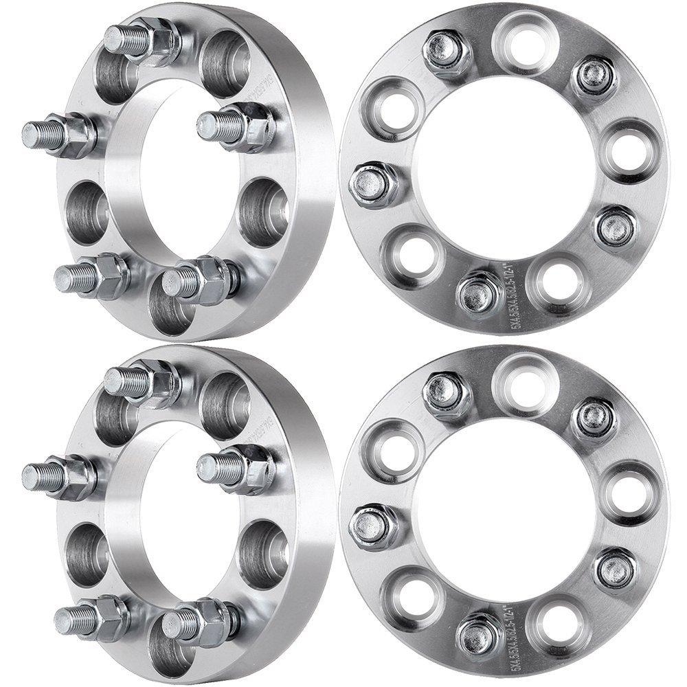 """ECCPP Wheel Spacers Adapters 4PCS 1"""" 5x100mm to 5x112mm 