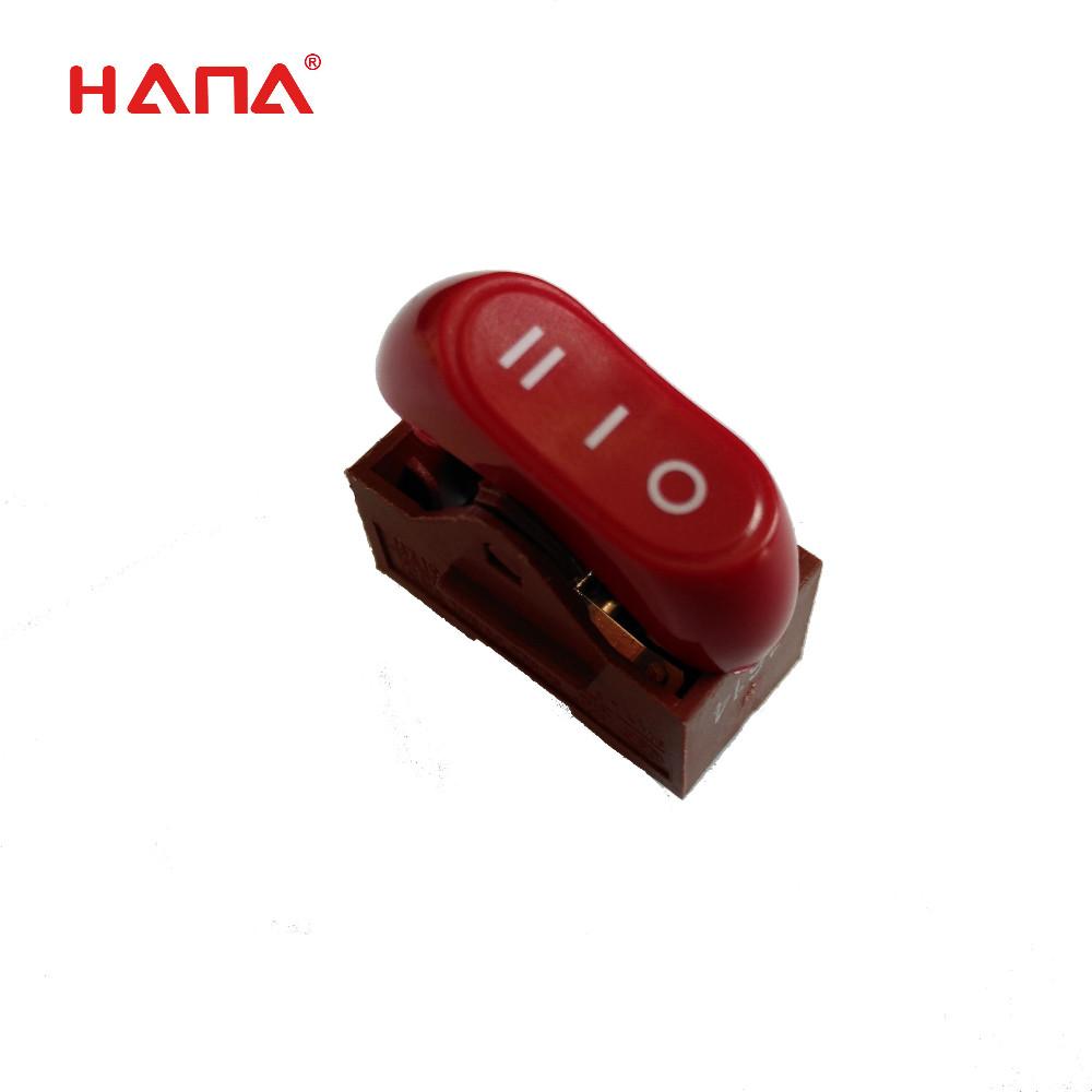 HANA hot selling Rocker Switch 250V T85/55 3 position switch