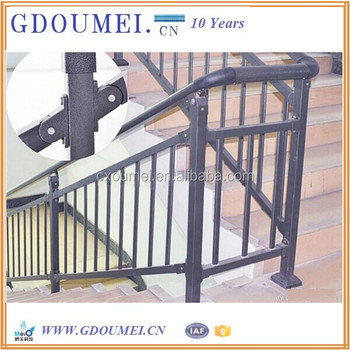 Exterior Handrail Lowes, Steel Stair Handrail