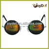 Eyeball 3D hologram poker sun glasses for halloween party