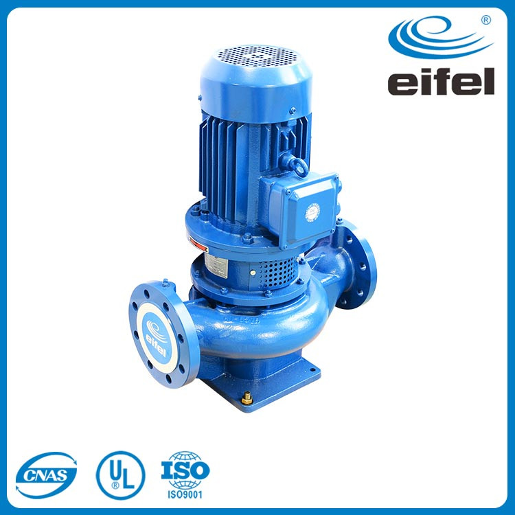 Hot Recommend Vertical Volute In Line Pump