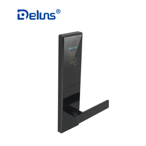 deluns room card key high quality hotel door lock system price