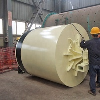 Hot sale powder grinding ball mill for ceramic industry/ceramic glaze ball mill machine