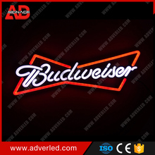LED neon Sign Custom made sign Budweiser LED Letter signage for advertisement