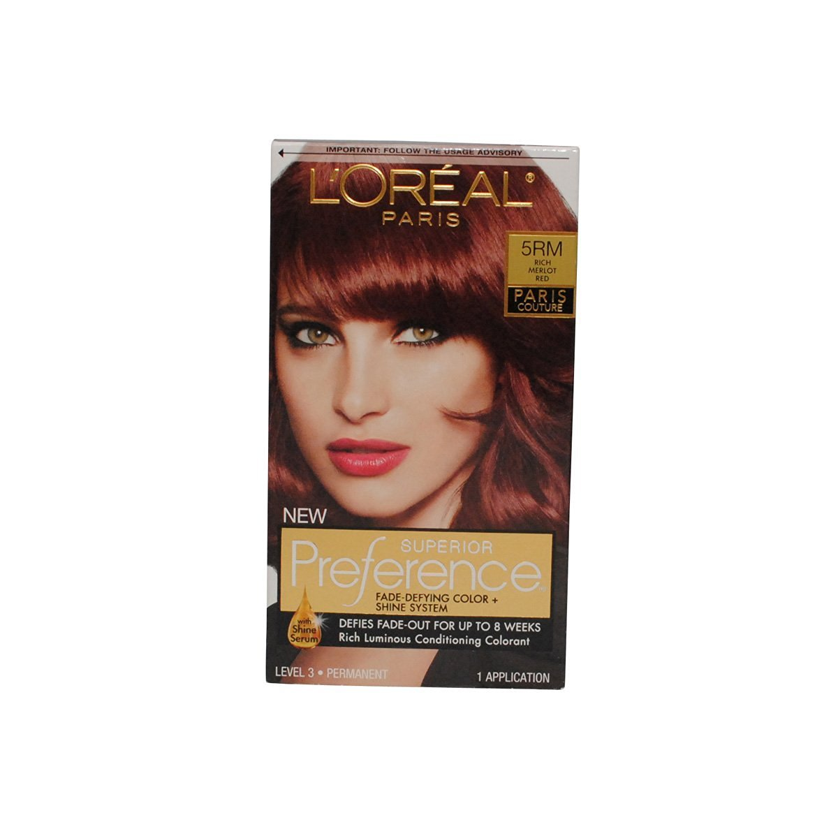 Buy Loreal Paris Preference Paris Couture Hair Color 5rm Rich