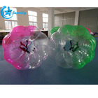 Bumper Ball Bumper Ball Customized TPU/PVC Inflatable Bumper Ball / Bubble Soccer Ball For Sale