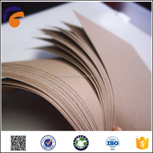 china supplier virgin kraft paper for boxes letter for medical thermal paper