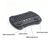 2015 New air mouse V6 mini wireless keyboard for hisense smart tv