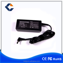 19v6.3a 5.5*2.5mm pin ac adapter for hp laptop adaptator computer /notebook power charger