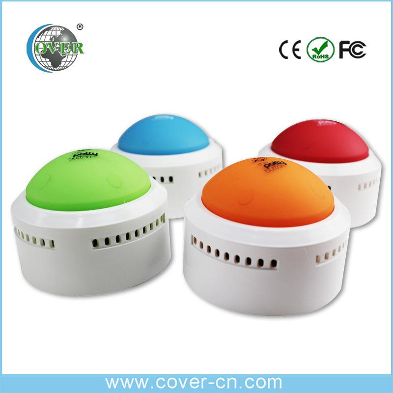 Personalizado botão de campainha de som caixa de música personalizada