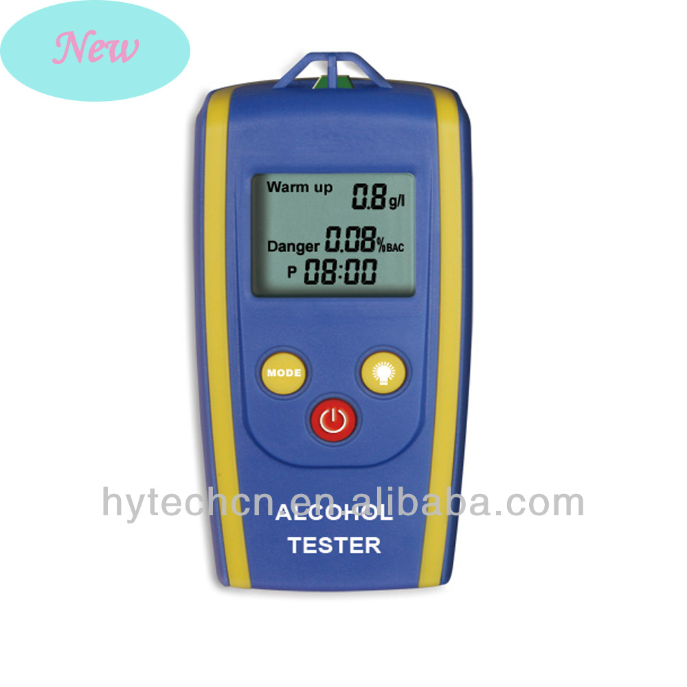 Ht-611 Factory Price Digital Alcohol Tester With Alarm Function ...