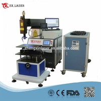 Factory laser spot welding machine
