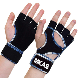2017 New Design Training Gloves Weight Lifting