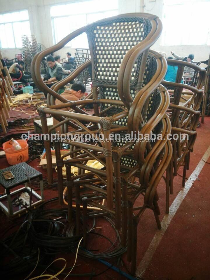 Bon Marche Chaise De Bistrot En Rotin Grossiste Location Bambou 6156
