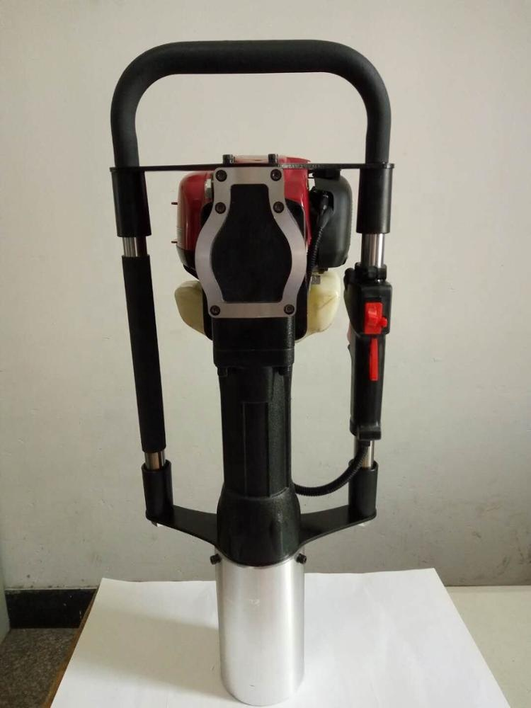 Max Post Diam 100mm Factory New Gasoline Pile Driver DPD-100 with Honda GX35 Engine for sale !
