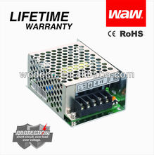 Ms-25-5 smps 25 w 5 v 5a mini ac/dc power supply