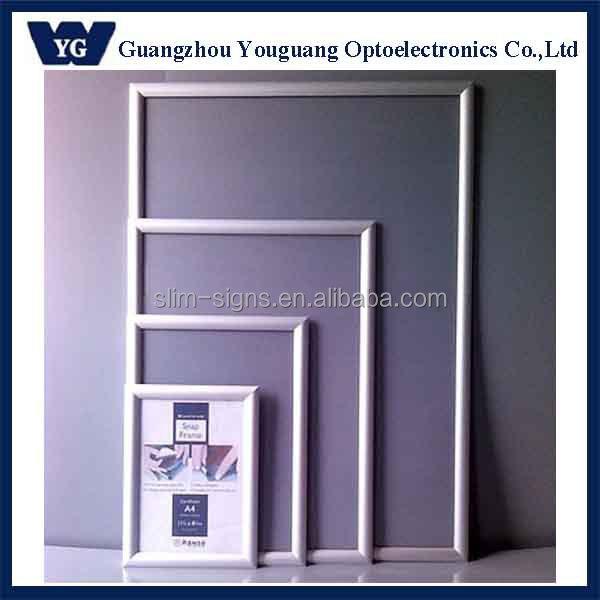 wall mount snap poster aluminum frame size a0 a1 a2 a3 a4
