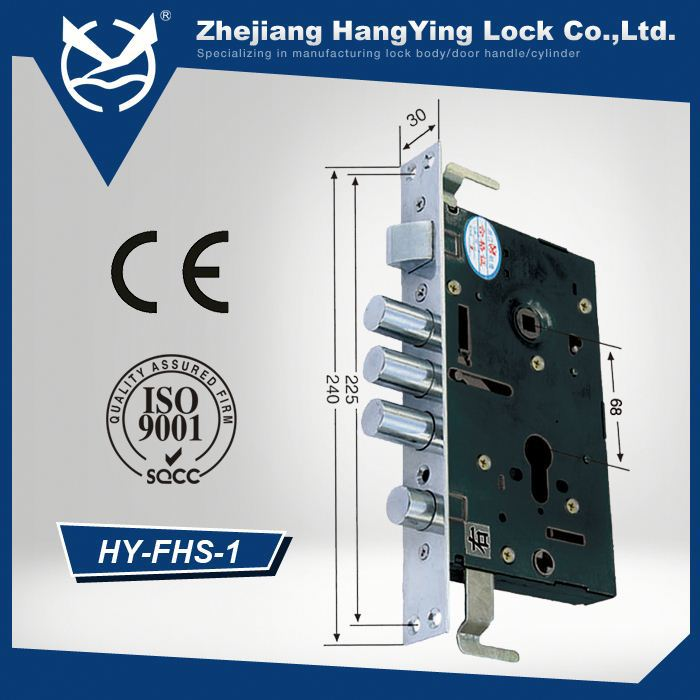 Cheap Prices!!! High Sercurity CE Certificated engine hood lock
