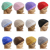 stock 12 colors net fabric hijab tube scarf turban