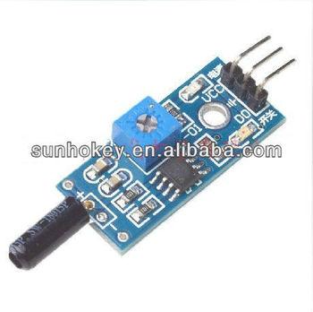 Sw-18015p Vibration Switch Sensor Module W/lm393 Comparator