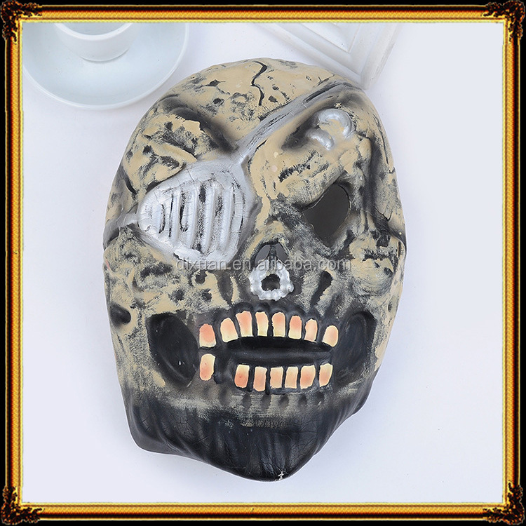 Ghost Skull Mask Halloween Mask 2015 EVA DIY Masks 2015
