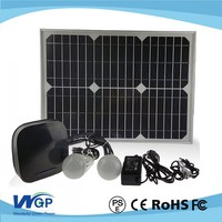 High quality solar home system, solar electricity generating system for home