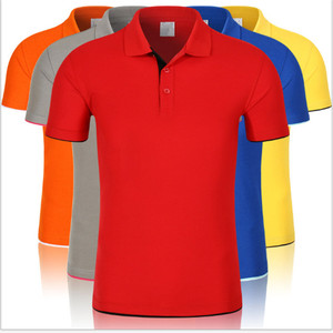 APL9044 OEM Custom Latest Polo Shirt For Men Cheap Colorful 100% Cotton Polo Shirt
