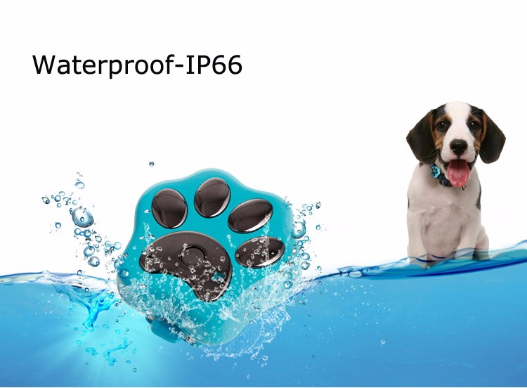 Outdoor Long Distance Micro Wifi Anti-Lost Locator Collar Waterproof Gsm Dog Cat Pet Mini Gps Tracker Alarm System For Animal