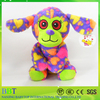 stuffed plush beautiful pattern spots fabric monkey