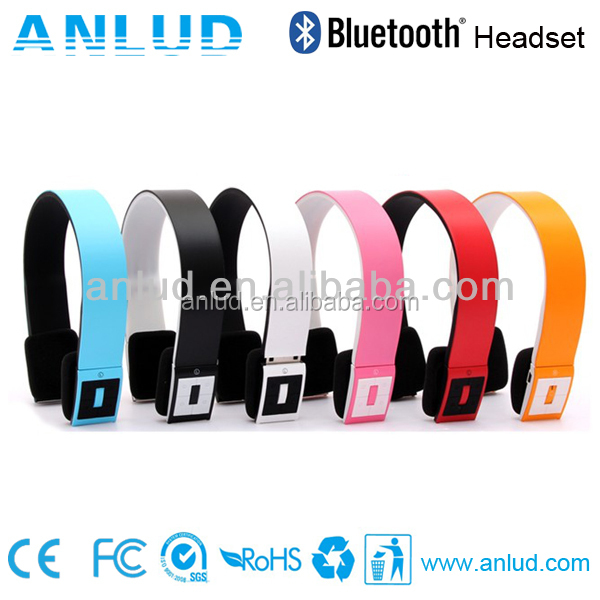 Alibaba wholesale checkout Newest Arrival ALD02 <strong>Fashional</strong> and colorful headband popular design stereo bluetooth headset