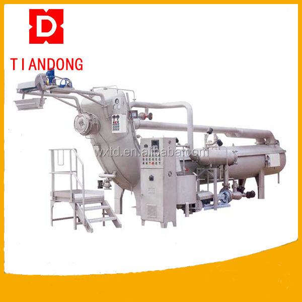 Hot factory sale with engineers overseas service hank dying machine fabric dyeing machine