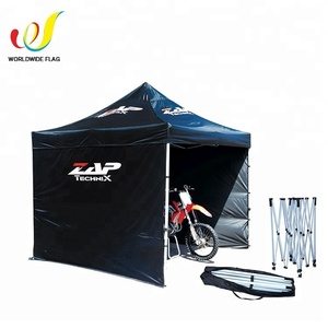 Wholesale Advertise Commercial Event Promotion Easy Installation High Stable Three Side Tent