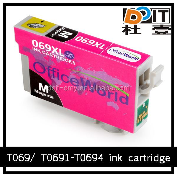 high profit margin products ink cartridge T069 069XL printer ink cartridge