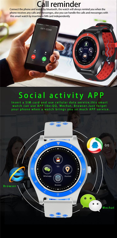 Y1 Smartwatch App