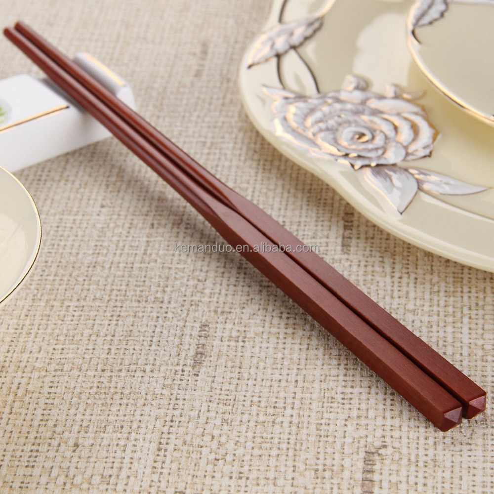 Alibaba hot sale traditional hand carved Chinese wooden Chopsticks