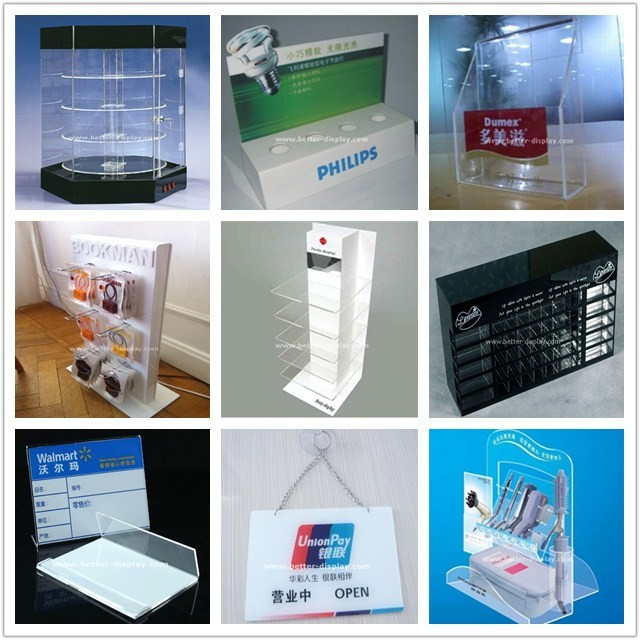 clear plastic acrylic house shaped lollipop display box