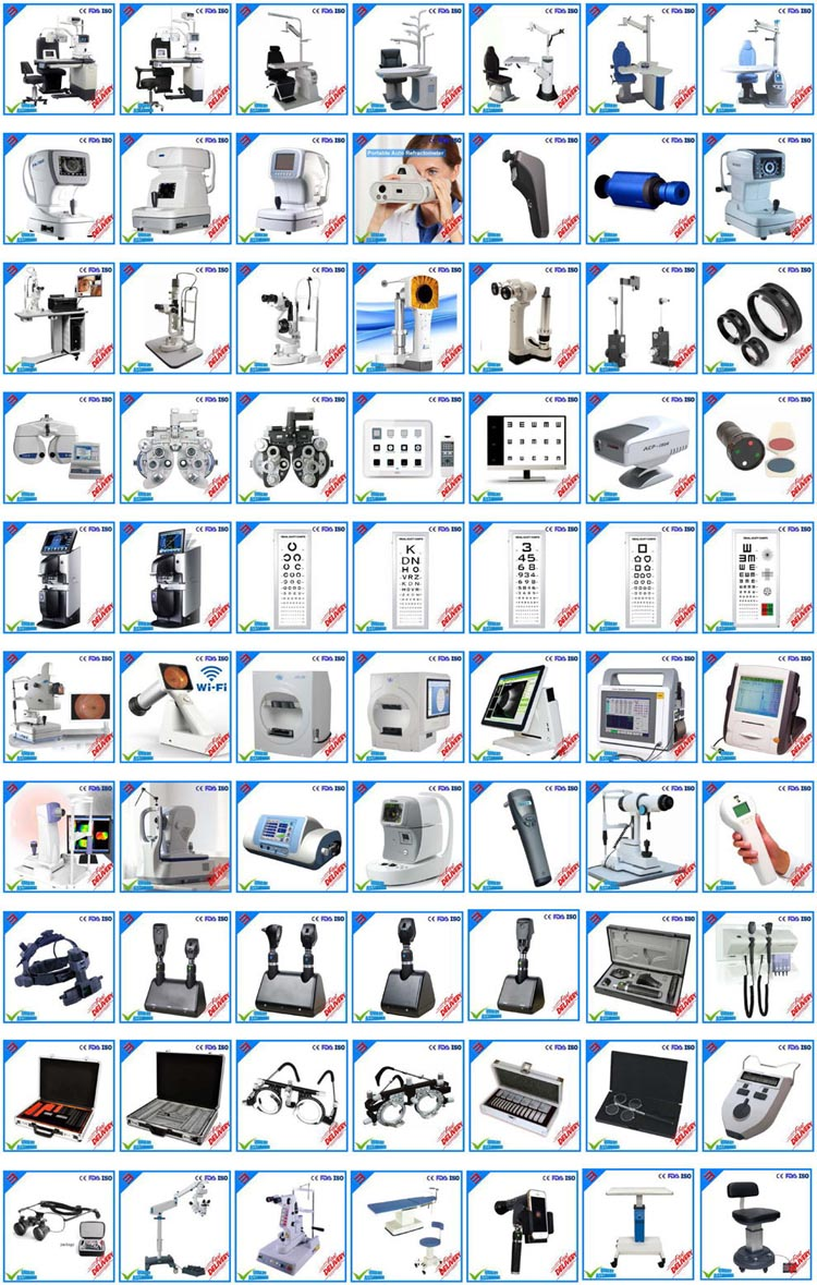 Ophthalmic Optometry Optical Equipment Machine