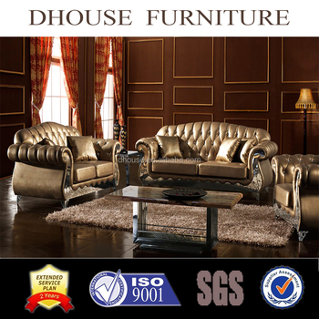Wondrous 2018 Milan New Classic Chesterfield Luxury Golden Leather Sofa Set Al183 Buy Chesterfield Leather Sofa Set Sofa Set Luxury Classic European Sofa Download Free Architecture Designs Scobabritishbridgeorg