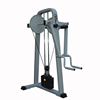 Integrated gym trainer fitness equipment shoulder raise