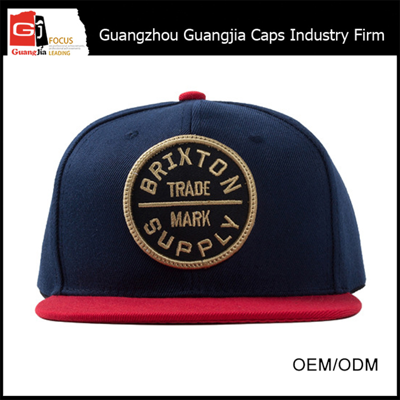 Made In China New Style Custom Embroidery Cheap Name Brand Hats