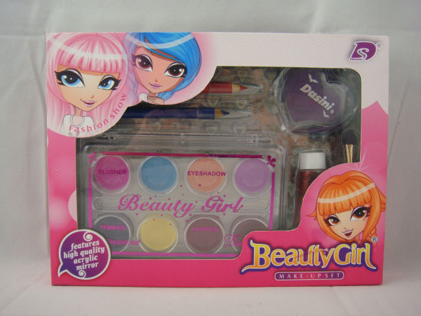 children makeup set/kit face make-up beauty product makeup Kids Cosmetics