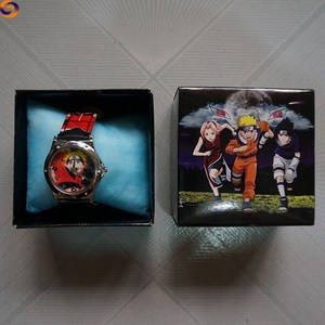 Promotional gift cartoon Naruto batman students digital watch watch
